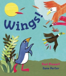 Wings!, Hardback Book