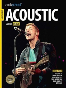Acoustic Guitar Debut, Paperback Book