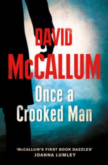 Once a Crooked Man, Paperback Book