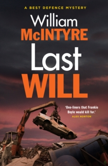 Last Will, Paperback Book