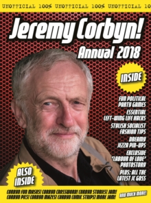 The Unofficial Jeremy Corbyn Annual 2018, Hardback Book