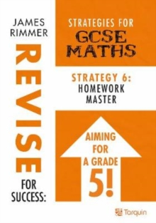 Homework Masters : Strategies for GCSE Mathematics Strategy 6, Paperback / softback Book