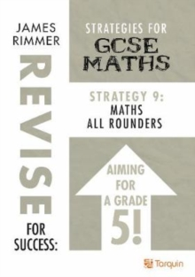 Maths All Rounders : Strategies for GCSE Mathematics Strategy 9, Paperback / softback Book