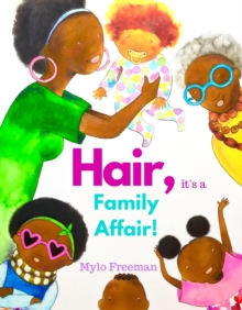 Hair: It's A Family Affair, Paperback Book