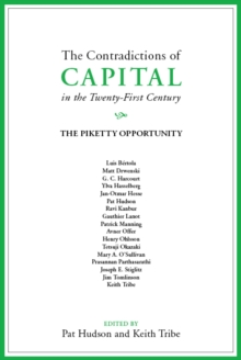 The Contradictions of Capital in the Twenty-First Century, Paperback Book