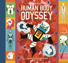 Professor Astro Cat's Human Body Odyssey, Hardback Book