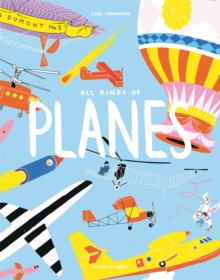All Kinds of Planes, Hardback Book