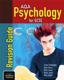 AQA Psychology for GCSE: Revision Guide, Paperback / softback Book