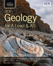 OCR Geology for A Level and AS, Paperback / softback Book