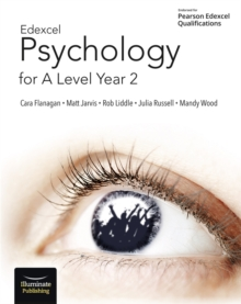 Edexcel Psychology for A Level Year 2: Student Book, Paperback / softback Book