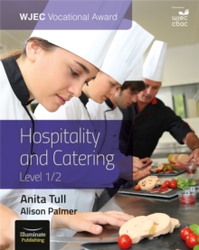 WJEC Vocational Award Hospitality and Catering Level 1/2, Paperback / softback Book