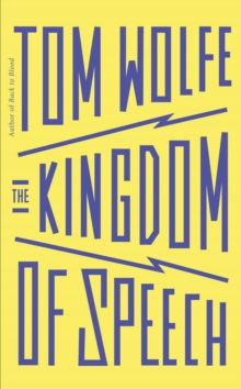The Kingdom of Speech, Hardback Book