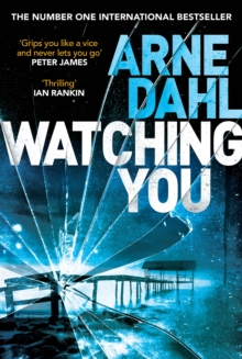Watching You, Hardback Book