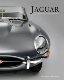 Jaguar, Hardback Book