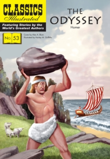 The Odyssey, Paperback Book