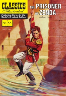The Prisoner of Zenda, Paperback / softback Book