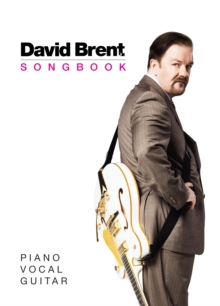 David Brent Songbook, Hardback Book