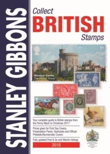 2018 Collect British Stamps, Paperback Book