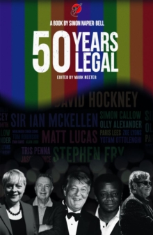 50 Years Legal : Five Decades of Fighting for Equal Rights, Hardback Book