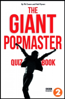 The Giant PopMaster Quiz Book, Paperback / softback Book