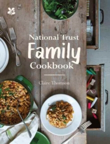 National Trust Family Cookbook, Hardback Book