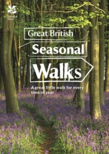 Great British Seasonal Walks, Paperback / softback Book