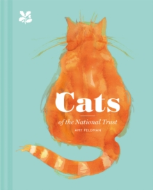 Cats of the National Trust, Hardback Book