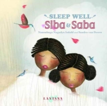 Sleep Well, Siba and Saba, Paperback Book