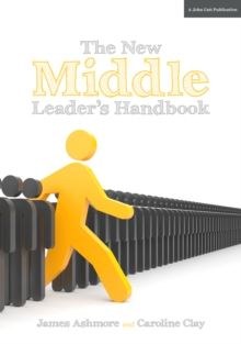 The New Middle Leader's Handbook, Paperback Book
