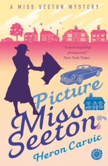Picture Miss Seeton, Paperback / softback Book