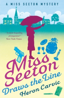 Miss Seeton Draws the Line, Paperback / softback Book