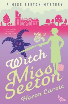 Witch Miss Seeton, Paperback / softback Book