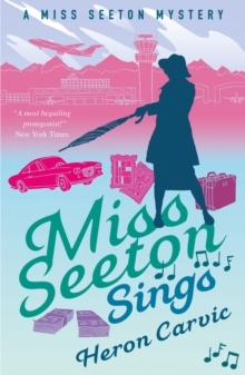 Miss Seeton Sings, Paperback Book