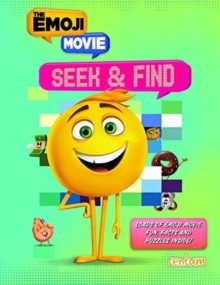 The Emoji Movie: Seek and Find, Paperback / softback Book