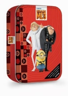 Despicable Me 3 Tin of Books, Paperback Book