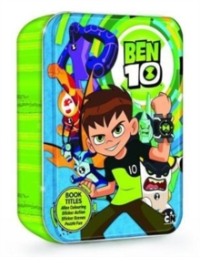 Ben 10 Tin of Books, Paperback Book