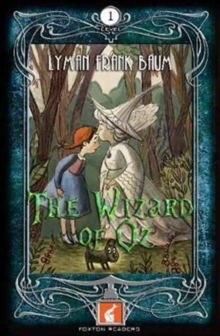 The Wizard of Oz Foxton Reader Level 1 (400 headwords A1/A2), Paperback / softback Book