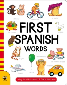 First Spanish Words, Board book Book