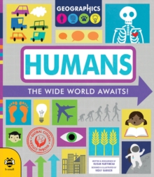 Humans : The wide world awaits!, Paperback / softback Book