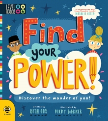 Find Your Power! : Discover the wonder of you!, Paperback / softback Book