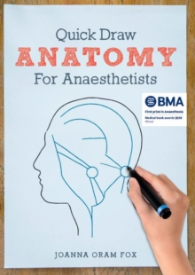 Quick Draw Anatomy for Anaesthetists, Paperback Book
