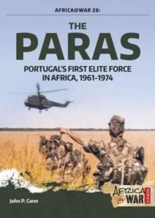 The Paras : Portugal'S First Elite Force, Paperback / softback Book