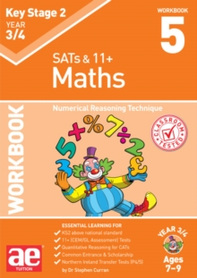 KS2 Maths Year 3/4 Workbook 5 : Numerical Reasoning Technique, Paperback / softback Book