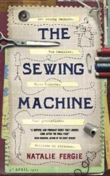 The Sewing Machine, Paperback / softback Book