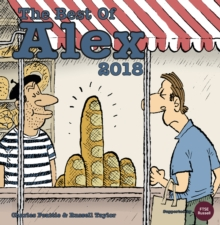 Best of Alex 2018, Hardback Book