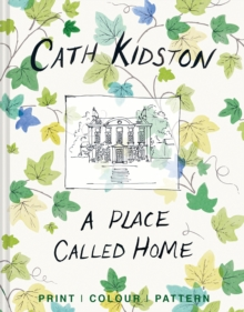 A Place Called Home : Print, colour, pattern, Hardback Book