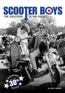 Scooter Boys, Hardback Book