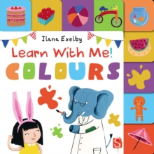Learn with Me! Colours, Board book Book