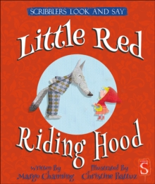 Look and Say: Little Red Riding Hood, Board book Book