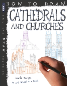 How To Draw Cathedrals and Churches, Paperback / softback Book